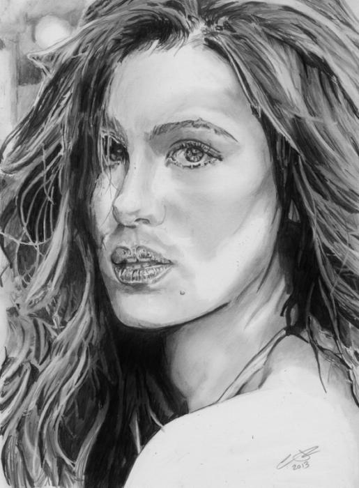Kate Beckinsale by jonesy12